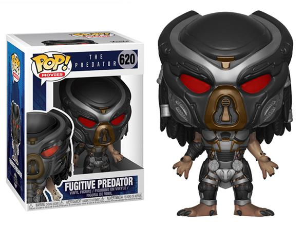 POP MOVIES - THE PREDATOR 620