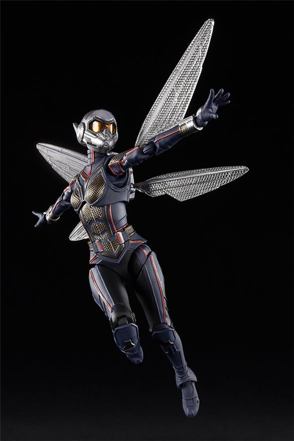 S.H. FIGUARTS - ANT-MAN & WASP WASP + STAGE SET