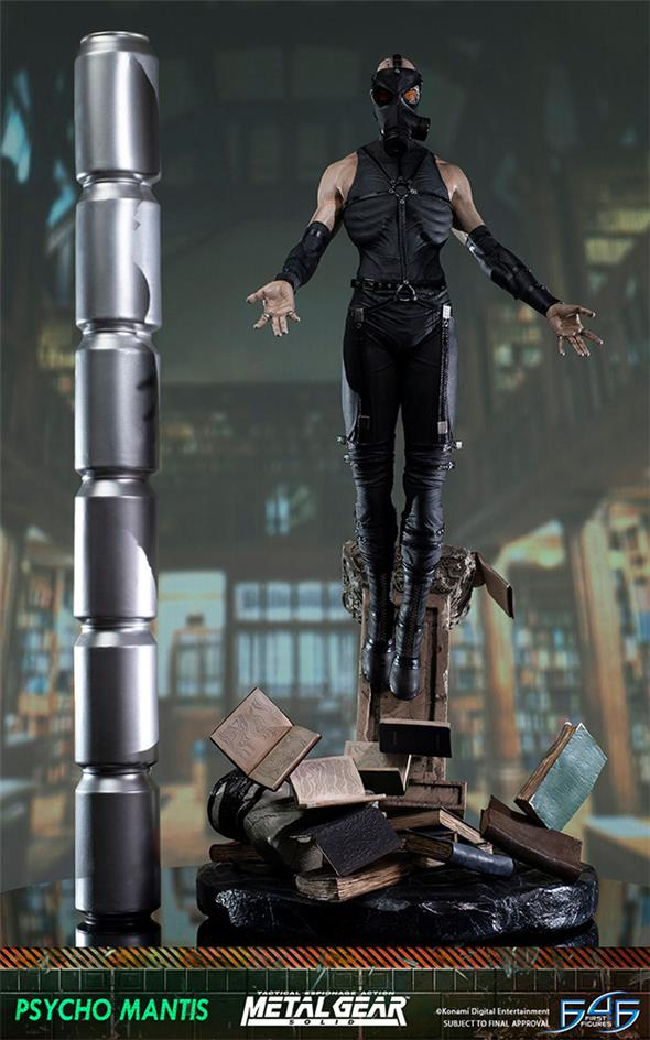 MGS PSYCHO MANTIS STATUE