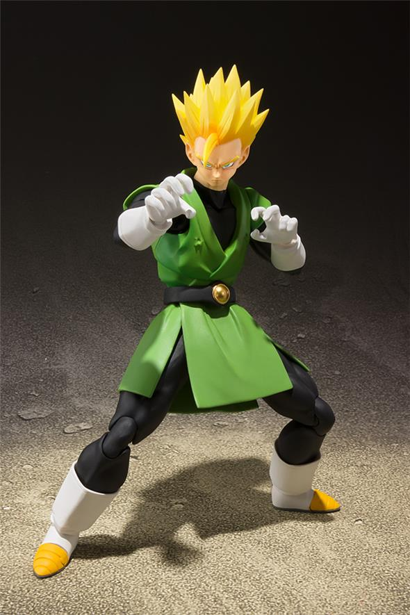 S.H. FIGUARTS - DRAGON BALL Z GREAT SAIYAMAN