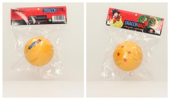 DRAGON BALL - 4 STARS STRESS BALL