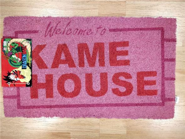 DRAGON BALL - KAME HOUSE DOORMAT