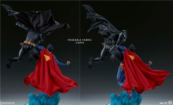 DC COMICS: BATMAN VS SUPERMAN DIORAMA
