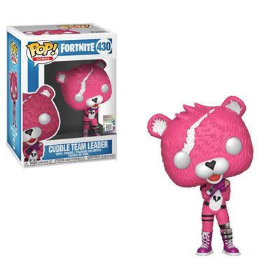 POP GAMES - FORTNITE CUDDLE TEAM LEADER 430