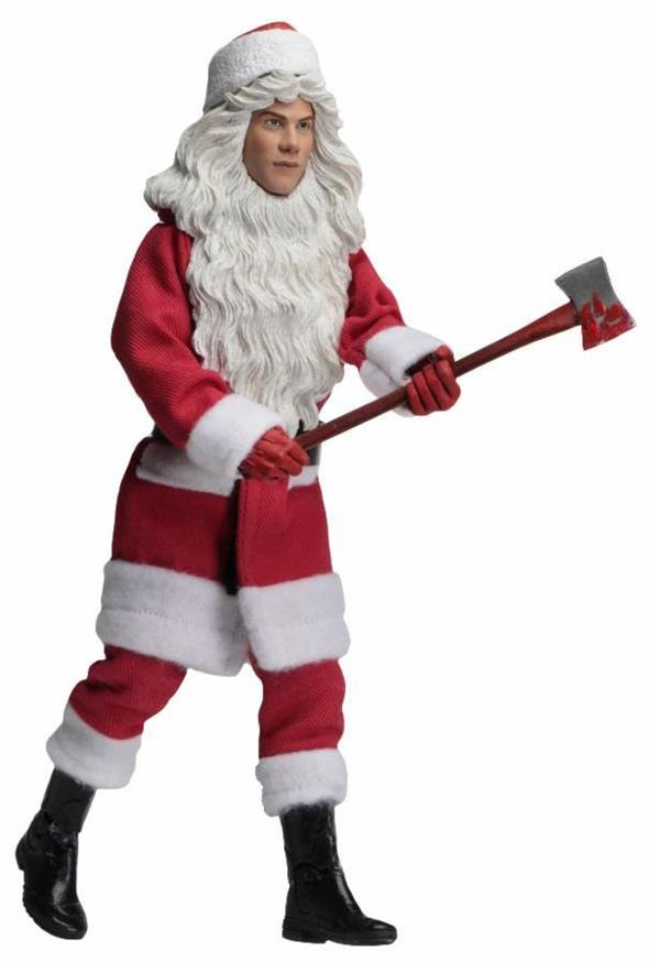 NECA - SILENT NIGHT DEADLY NIGHT CLOTH FIGURE