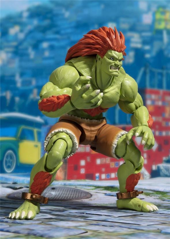S.H.FIGUARTS - STREET FIGHTER BLANKA