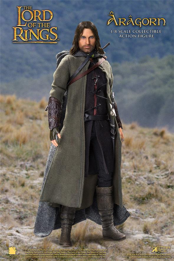 1/8 STAR ACE - THE LORD OF THE RINGS ARAGORN REG VERSION