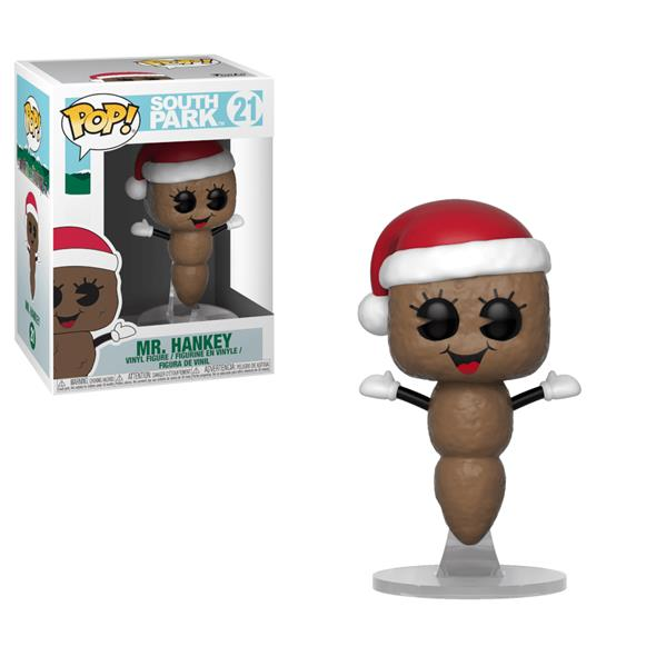 POP TV - SOUTH PARK MR. HANKEY 21