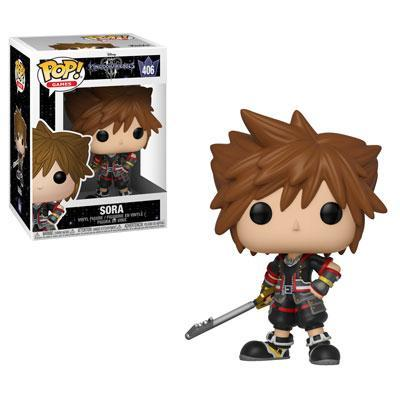 POP DISNEY - KINGDOM HEARTS 3 SORA 406