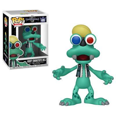 POP DISNEY - KINGDOM HEARTS 3 GOOFY MONSTER'S INC 409