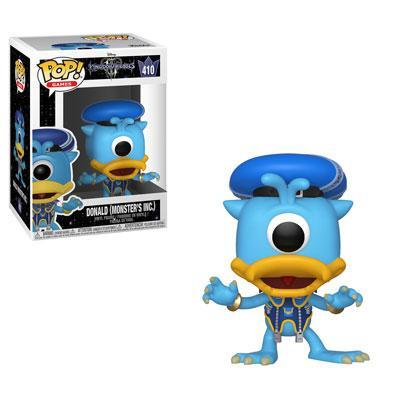 POP DISNEY - KINGDOM HEARTS 3 DONALD MONSTER'S INC 410