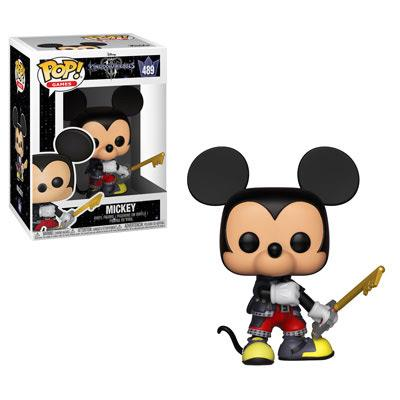 POP DISNEY - KINGDOM HEARTS 3 MICKEY 489