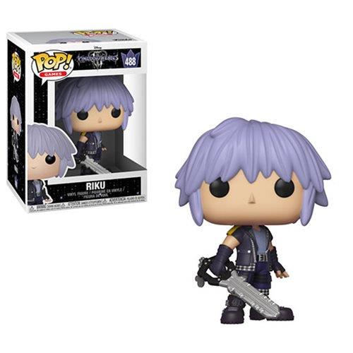 POP DISNEY - KINGDOM HEARTS 3 RIKU 488