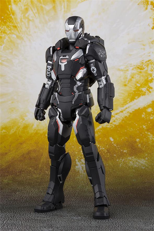 S.H.FIGUARTS - AIW WAR MACHINE MK-4