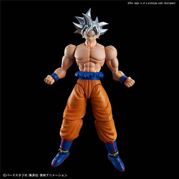 DRAGON BALL FIGURE RISE - SON GOKOU ULTRA INSTINCT