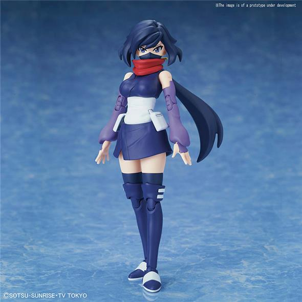 FIGURE RISE - BUILD DIVERS AYAME