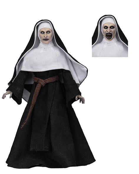NECA - THE NUN 8INCH CLOTHED FIGURE NUN