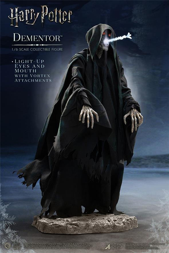 1/6 STAR ACE - HARRY POTTER AND THE GOBLET OF FIVE DEMENTOR DLX