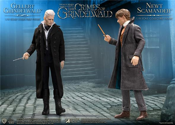 1/8 STAR ACE - FANTASTIC BEASTS THE CRIMES OF GRINDELWALD GRINDELWALDGE