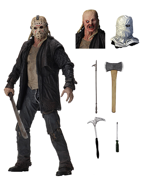 NECA - FRIDAY THE 13TH ULTIMATE JASON (2009)