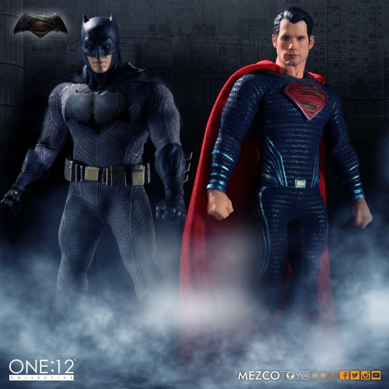 ONE12 COLLECTIVE - BATMAN VS SUPERMAN - BATMAN