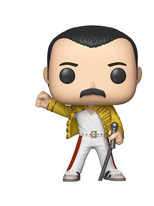 POP ROCKS - QUEEN FREDDIE MERCURY WEMBLEY 1986 96