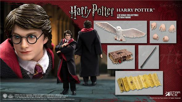 1/8 STAR ACE - HARRY POTTER 2.0 UNIFORM