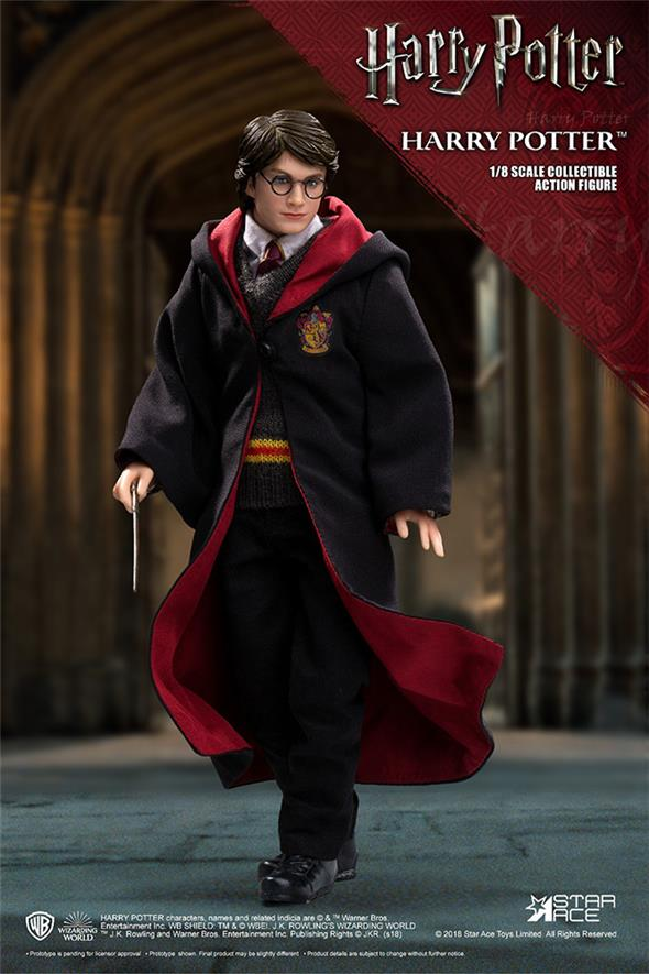 1/8 STAR ACE - HARRY POTTER 2.0 UNIFORM AND DOBBY TWIN PACK