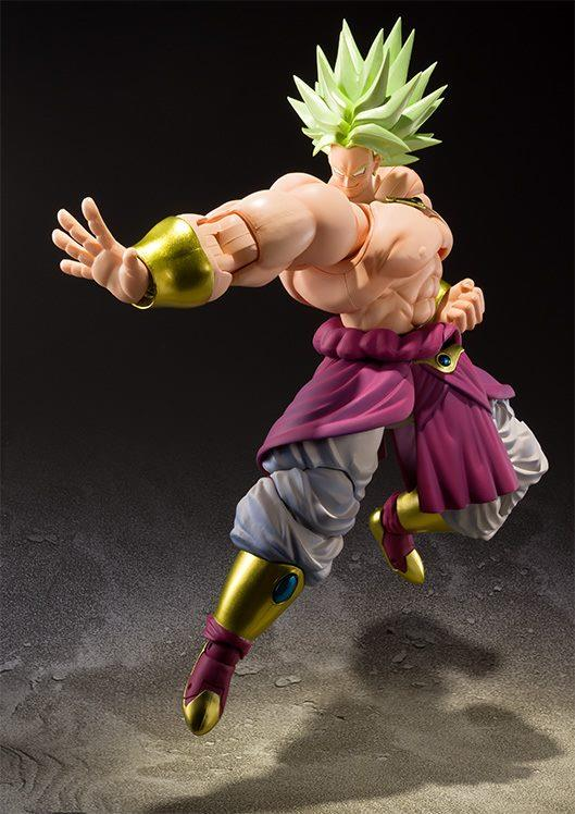 S.H. FIGUARTS - DRAGON BALL BROLY EXLUSIVE