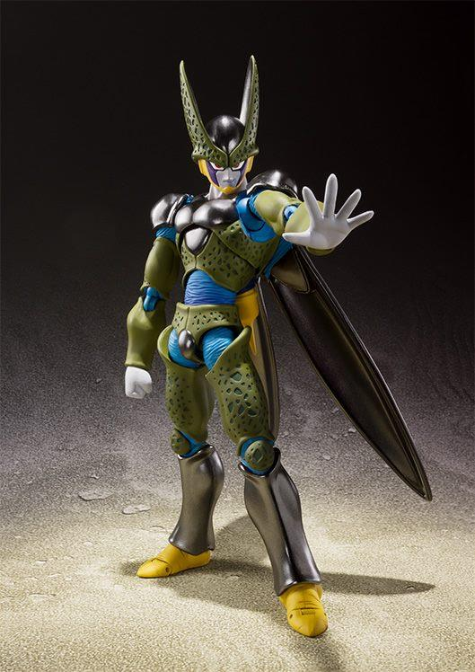 S.H. FIGUARTS - DRAGON BALL Z PERFECT CELL EXCLUSIVE