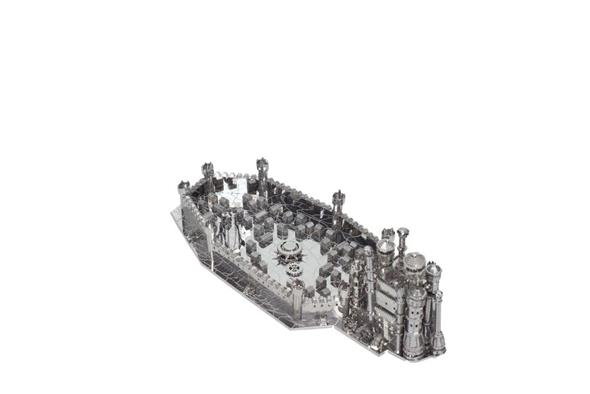 GOT KING LANDING 3D METAL PUZZLE