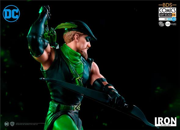 1/10 IRON STUDIOS - GREEN ARROW IVAN REIS STATUE