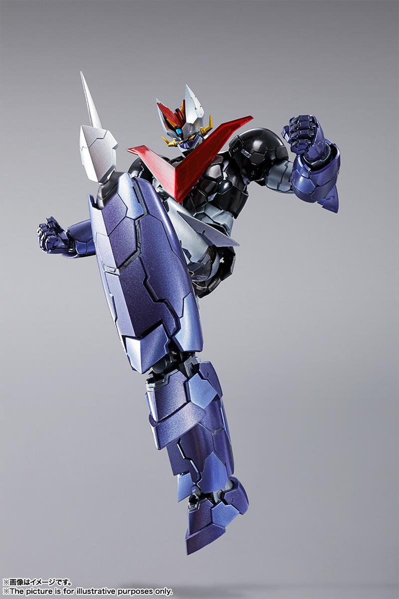 METAL BUILD GREAT MAZINGER INFINITY