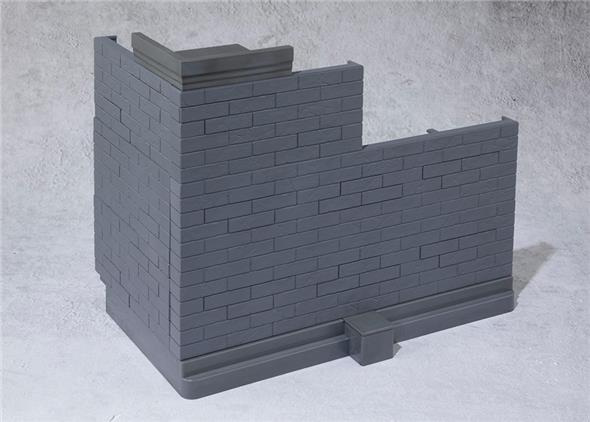 TAMASHII OPTION BRICK WALL GRAY VERSION