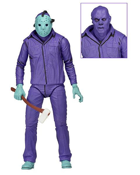 NECA - FRIDAY THE 13TH JASON CLASSIC VGA FIG