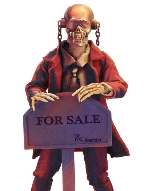 NECA - MEGADETH PEACE SELLS...BUT WHO S BUYING