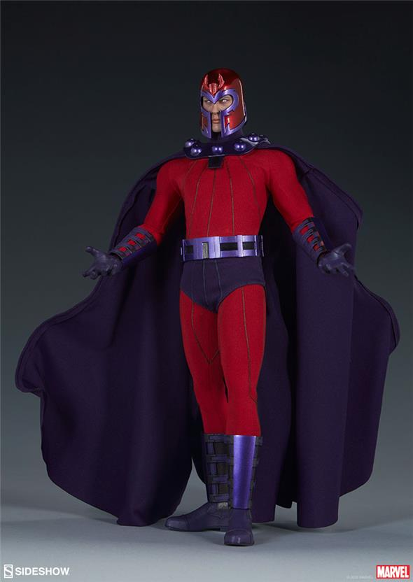 1/6 SIDESHOW - MARVEL COMIC BOOK MAGNETO