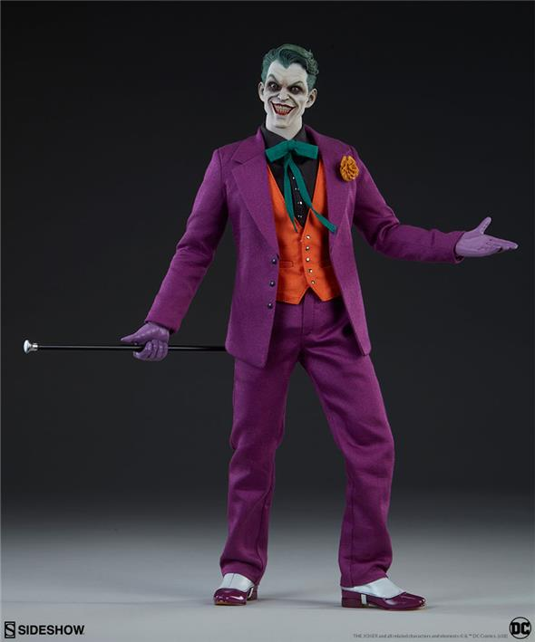 1/6 SIDESHOW - DC COMICS THE JOKER
