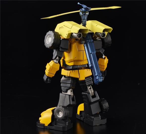 TRANSFORMERS BUMBLE BEE MODEL KIT