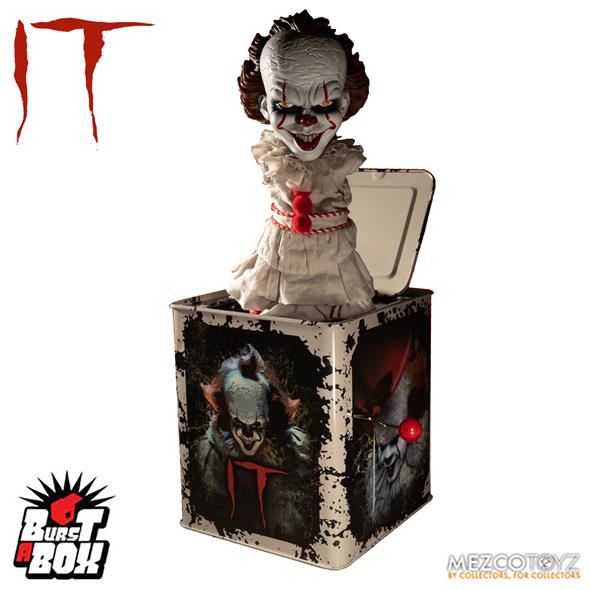 BURST A BOX - IT 2017 PENNYWISE