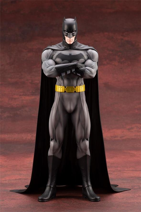 BATMAN IKEMEN 1ST ED WITH BONUS PARTS STATUE