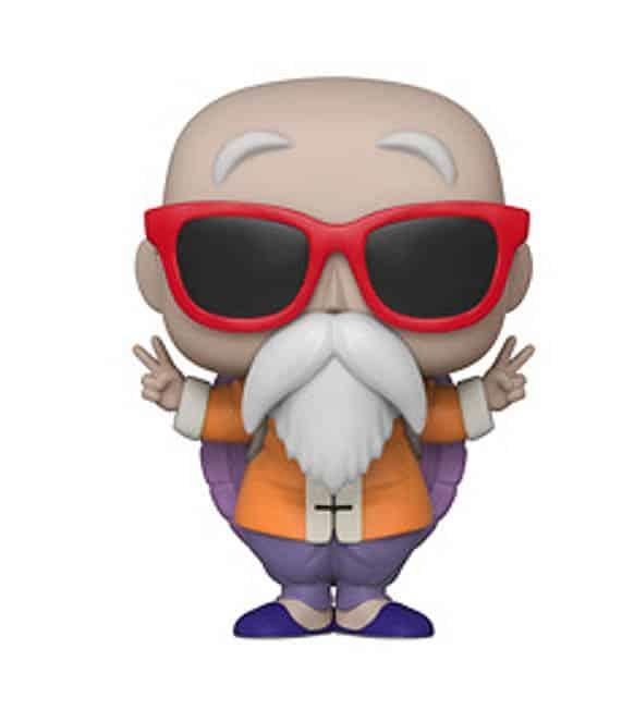POP ANIMATION - DRAGON BALL Z MASTER ROSHI PEACE 381