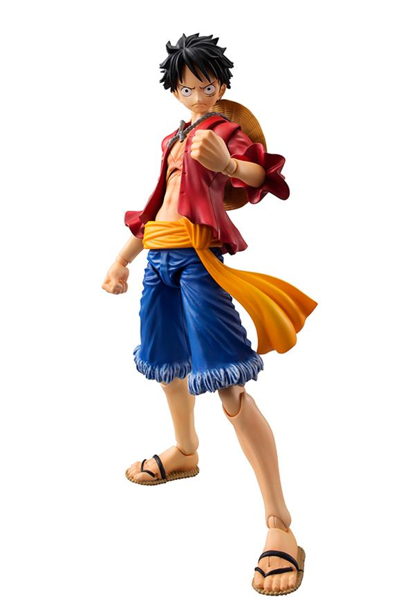 ONE PIECE VARIABLE ACTION HEROES - ONE PIECE MONKEY D LUFFY