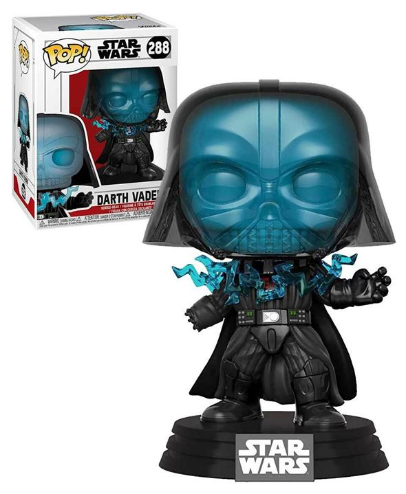 POP STAR WARS - ELECTROCUTED VADER 288