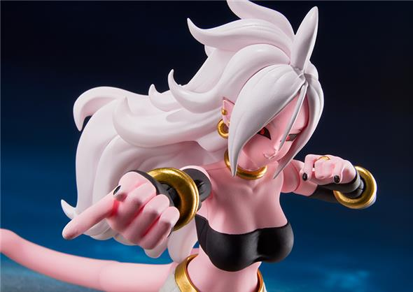S.H. FIGUARTS - DRAGON BALL FIGHTER Z ANDROID 21