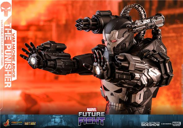 1/6 HOT TOYS - MARVEL THE PUNISHER WAR MACHINE ARMOR