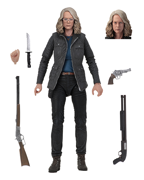 NECA - HALLOWEEN 2018 ULTIMATE LAURIE STRODE