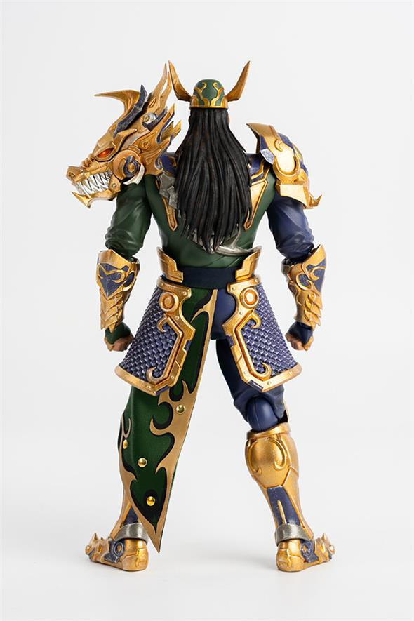 HONOR OF KINGS - GUAN YU FIGURE