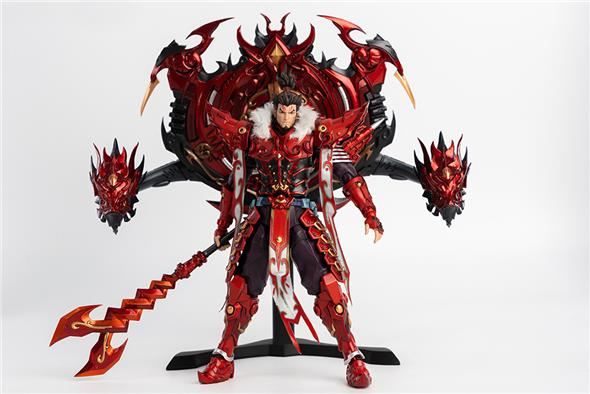 HONOR OF KINGS - ZHANG FEI FIGURE