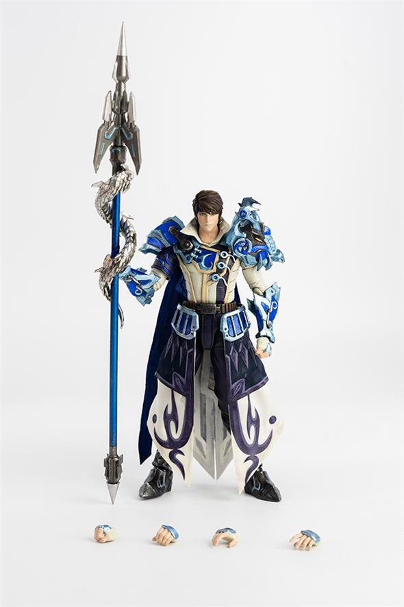 HONOR OF KINGS - ZHAO YUN FIGURE